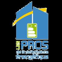Logo Les pros de l'énergie
