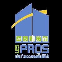 Logo Les pros de l'accessibilité