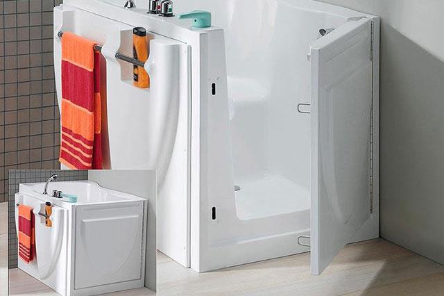 Travaux plomberie r novation salle de bains rouen mont for Travaux plomberie salle de bain